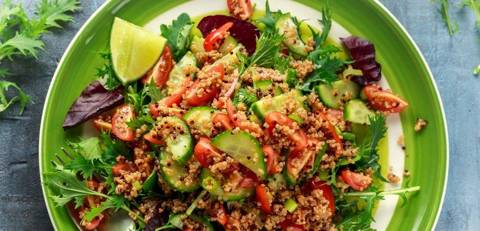 Strokovnjakinji opozarjata, da je rastlinska prehrana lahko tudi nezdrava