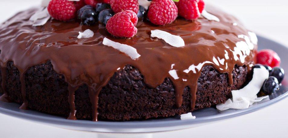 Brownie kolač