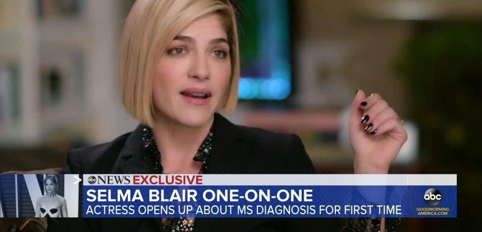 Slavna igralka res odkrito o boju z boleznijo