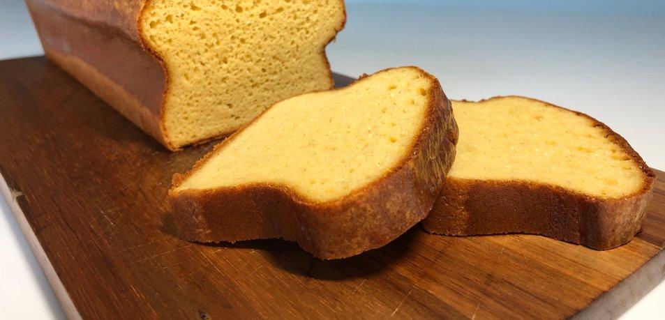 LCHF kruh brez enega grama moke