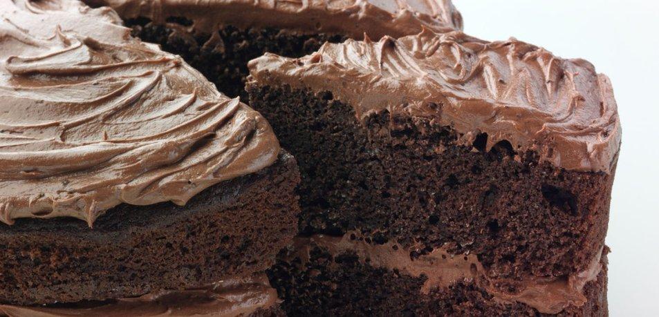 Čokoladna torta z grškim jogurtom