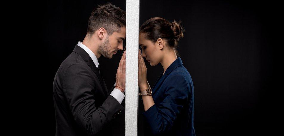Strah pred intimo in sabotaža partnerskih odnosov